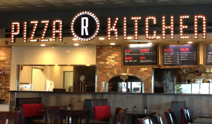 Open Kitchen at Revolve